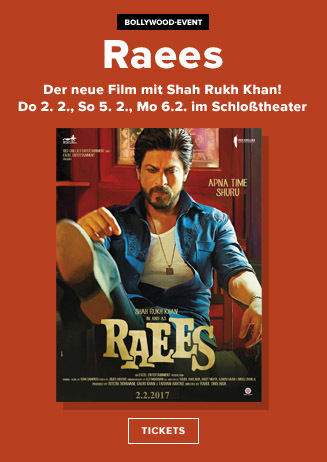 Bollywood-Event: RAEES