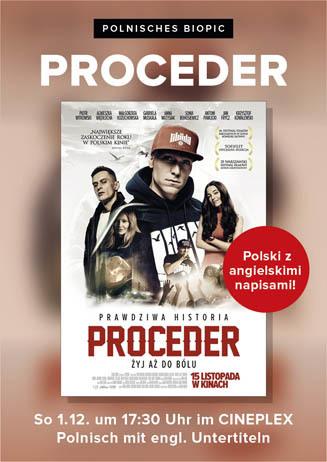 Polnischer Film: PROCEDER
