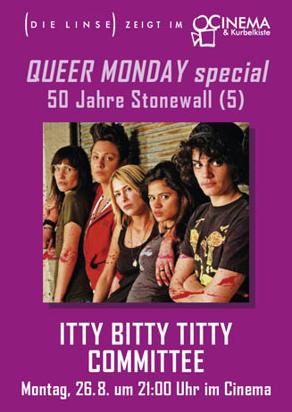 Queer Monday: ITTY BITTY TITTY COMMITEE