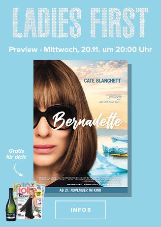 LF: Bernadette