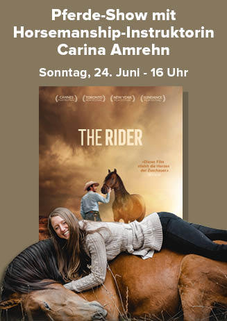180624 Special: Pferde-Show mit Horsemanship-Instruktorin