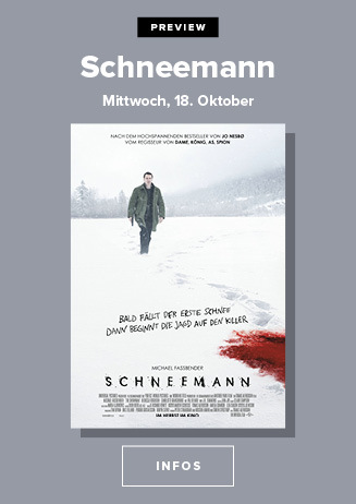 18.10. - Preview: Schneemann