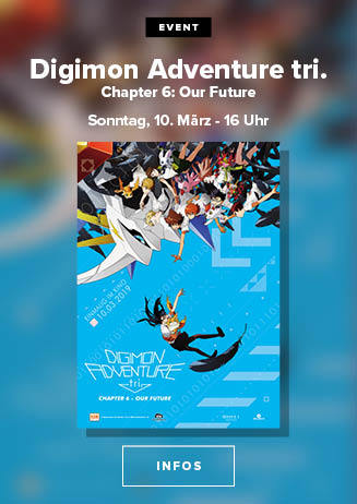 "190310 Special ""Digimon Adenture Tri. Chapter 6 - Our Future"""
