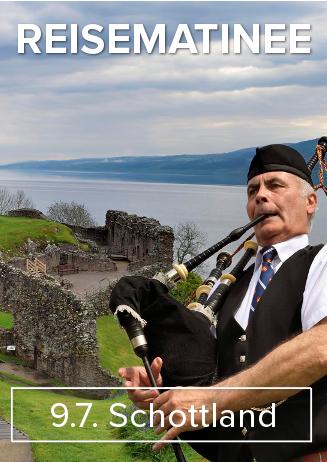 """170709 Reisematinee """"Schottland"""""""