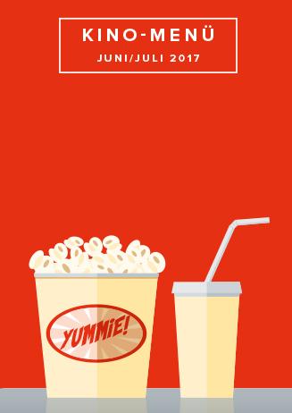 Kino Menue Juni/Juli