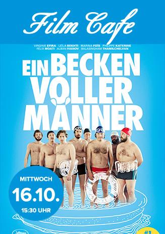 """Filmcafé: """"Ein Becken voller Männer"""""""