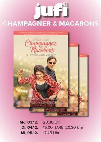 JUFI - Champagner Macarons