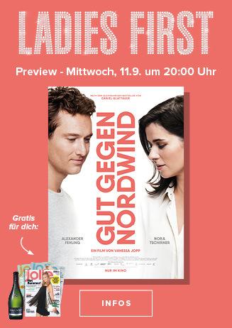 """Ladies First Preview: """"Gut Gegen Nordwind"""""""