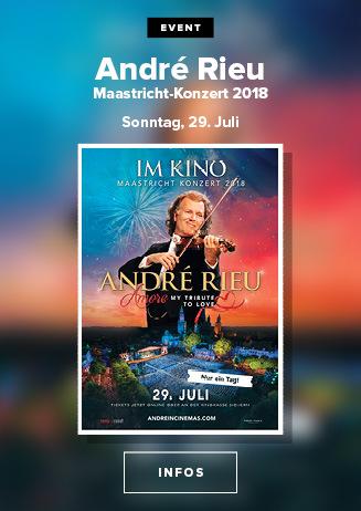 29.07. - André Rieu - Maastricht Konzert 2018