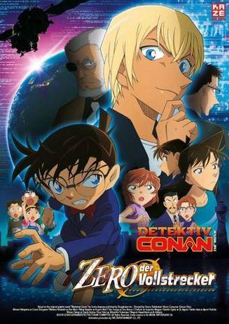 Anime: DETEKTIV CONAN FILM 22: ZERO DER VOLLSTRECKER