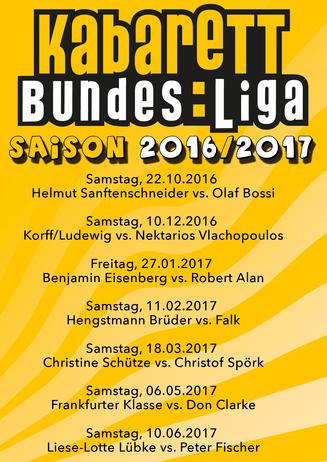 Kabarett Bundesliga