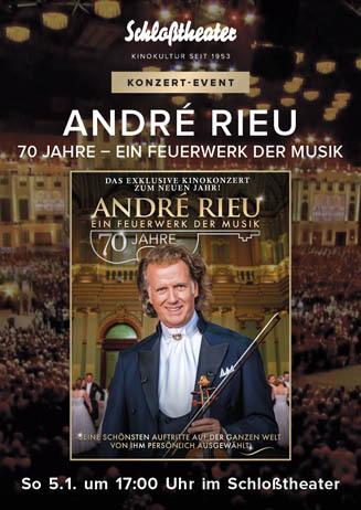 André Rieu - Neujahrskonzert 2020