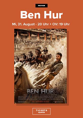 """160831 Preview """"Ben Hur"""""""