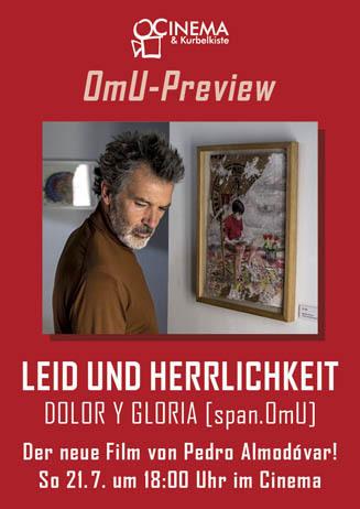 OmU-Preview: LEID UND HERRLICHKEIT