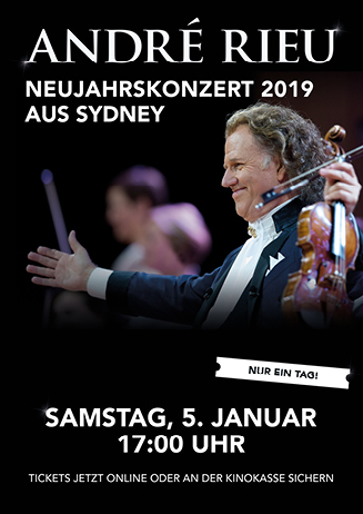 ANDRE RIEU - Neujahrskonzert