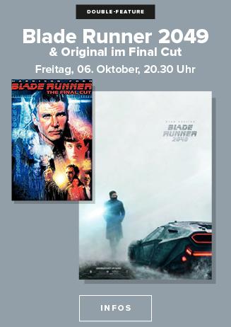 Double Feature: Blade Runner + Blade Runner 2049