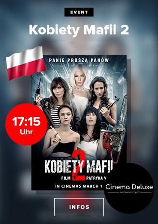 """Polnische OV: """"Kobiety Mafii 2 - Women of Mafia 2"""""""