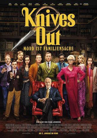 Silvesterpreview: Knives Out - Mord ist Familiensache