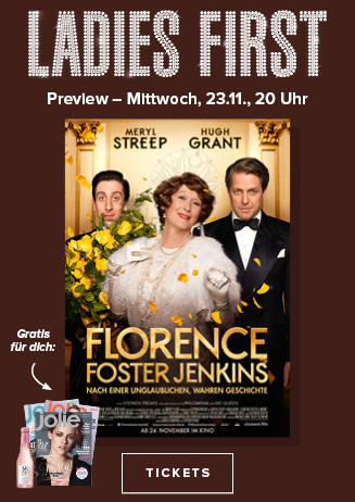 Ladies First Florence Foster Jenkins