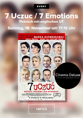 "Polnische OV: ""7 Uczuc / 7 Emotions"""