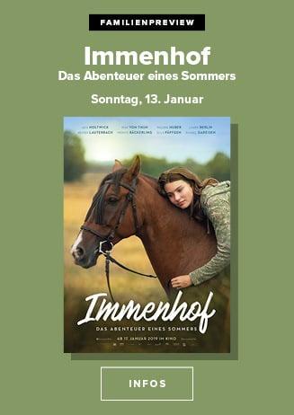 Familienpreview: Immenhof - Das Abenteuer eines Sommers