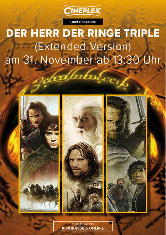Herr der Ringe Triple (Extended Version)