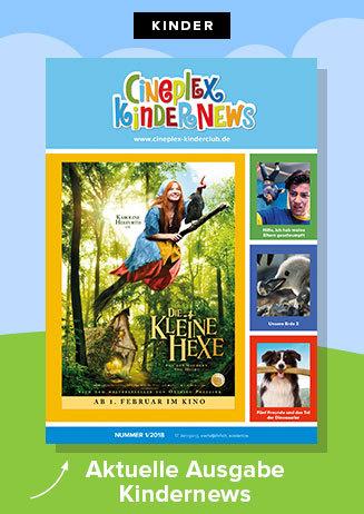 Cineplex Kindernews 1/2018