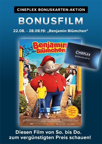 """Bonusfilm: """"Benjamin Blümchen"""""""