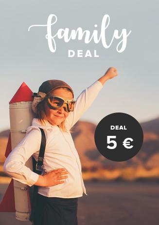Family Deal_Unendlichkeit