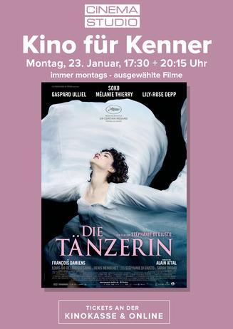 Kino für Kenner Die Tänzerin