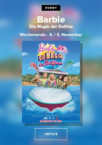 Unser Kino für Kinder: Barbie - Die Magie der Delfine