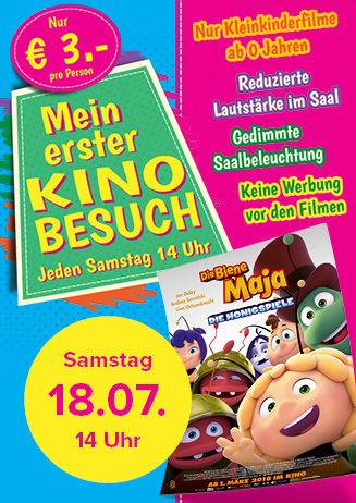 """200718 MeK: """"Die Biene Maja - Die Honigspiele"""""""