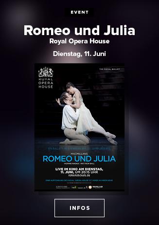 ROYAL OPERA HOUSE: Romeo & Julia