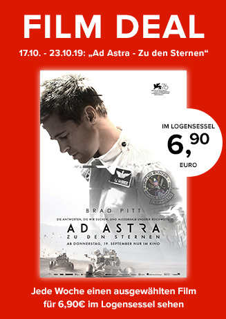 """Film Deal: """"Ad Astra"""""""