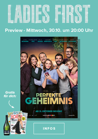 Ladies-First-Preview: Das perfekte Geheimnis