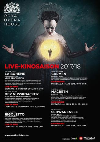 Royal Opera House 2017 / 2018