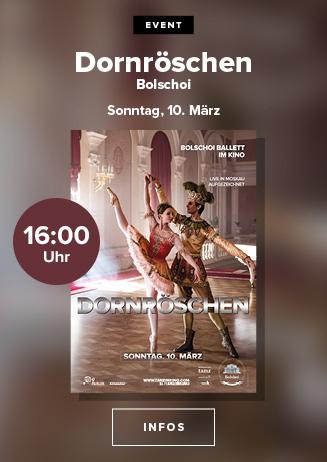 Bolshoi Ballett 2018/19: Dornröschen