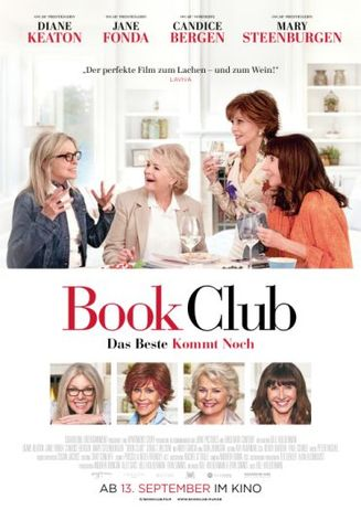 Seniorenkino: BOOK CLUB
