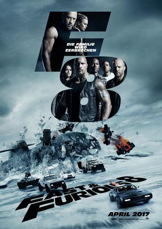 Vorverkauf: Fast & Furious 8