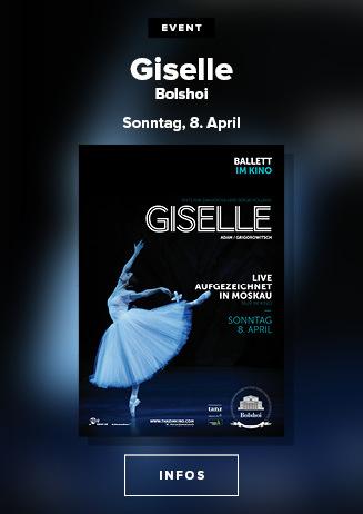 BolshoiBallett 2017/2018: Giselle (2D)