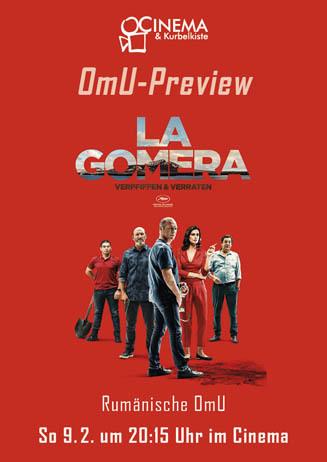 OmU-Preview: LA GOMERA