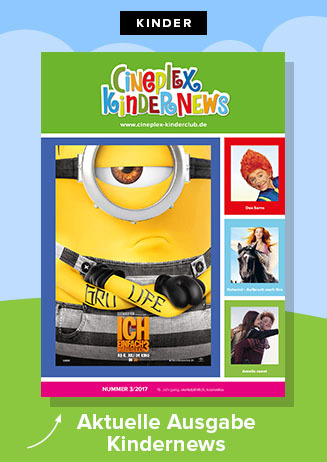 Cineplex Kindernews 3/2017