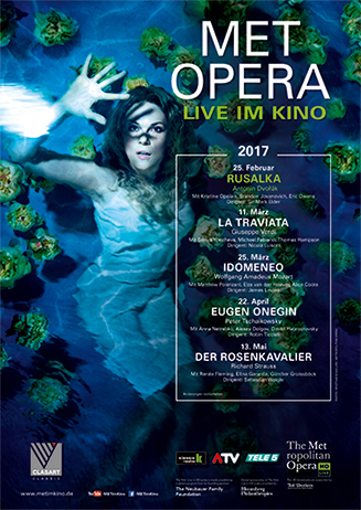 MET Opera New York 2016/2017