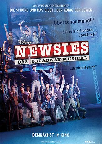 VVK Disney Newsies: Das Broadway-Musical