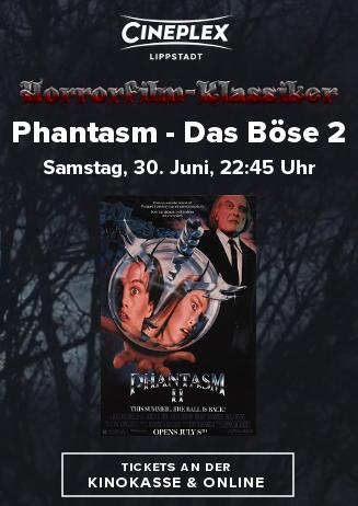 Horror Phantasm Das Böse 2