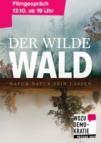 Wozu Demokratie 2021: Der wilde Wald