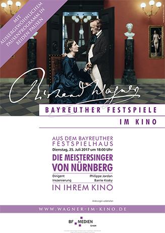 Wagner Festspiele 25.7. Meistersinger