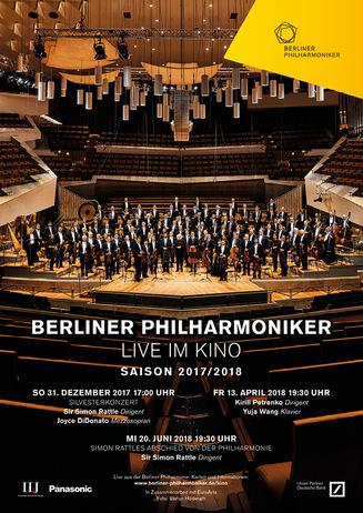 Berliner Philharmoniker: Abschiedskonzert Sir Simon Rattle