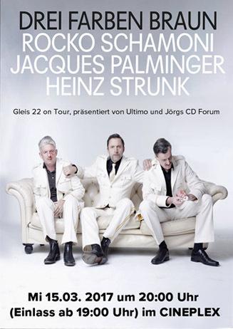 Drei Farben Braun – Die Studio Braun Show