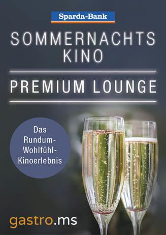 Sommernachtskino Premium Lounge